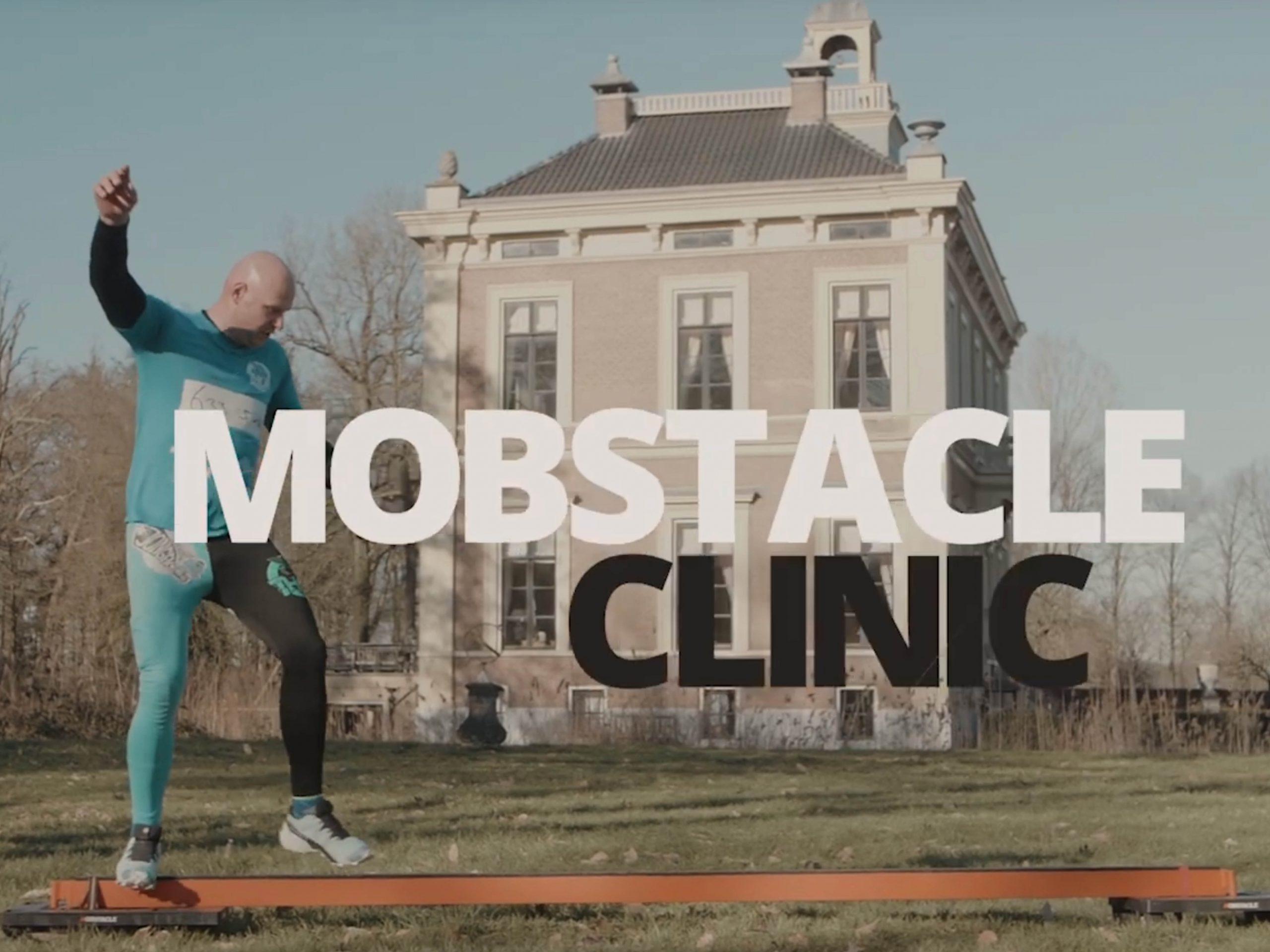 commercial online sporten mobstacle clinic bij havezathe den alerdinck