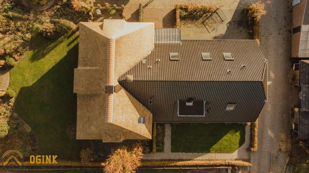 drone fotografie top down foto woonboerderij quadcopter