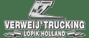 verweij trucking lopik logo