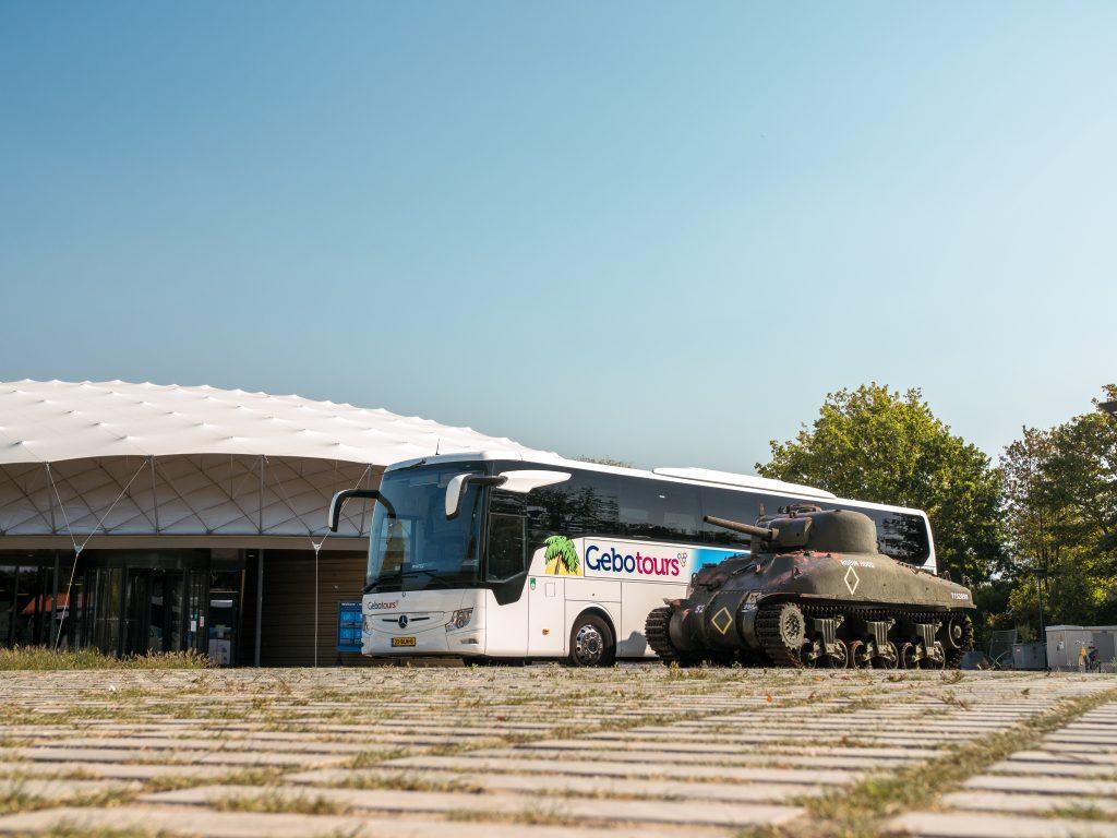 Fotografie touringcar gebo tours museum blokland